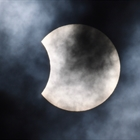 Partial solar eclipse witnessed in China