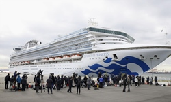 Number of infections on cruise rises to 454