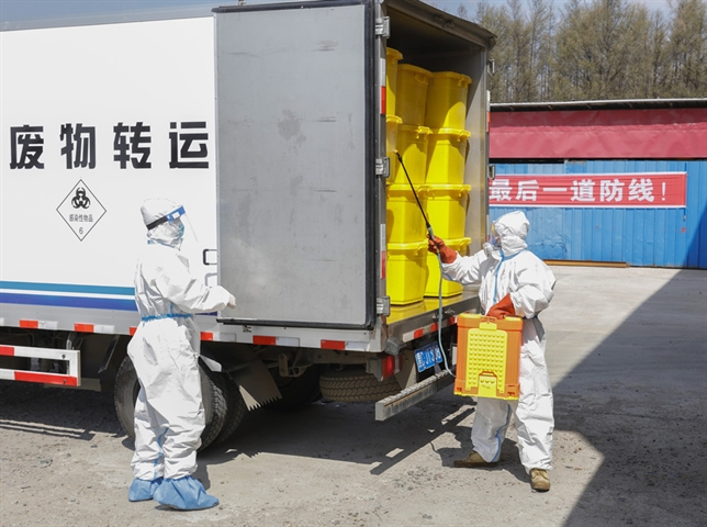 China's Heilongjiang clears asymptomatic cases