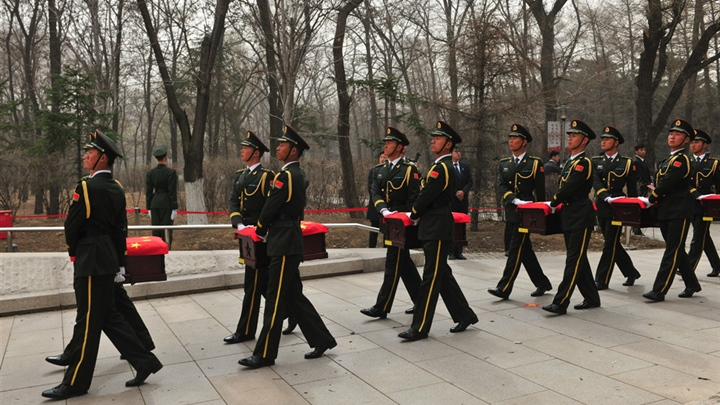 China to honor Korean War veterans with medals