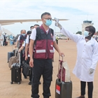 Chinese medical expert team in South Sudan for anti-virus mission