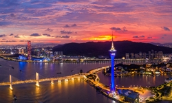 Visitor arrivals to Macao soar in August