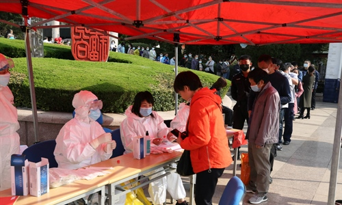 Qingdao marks more progress against coronavirus