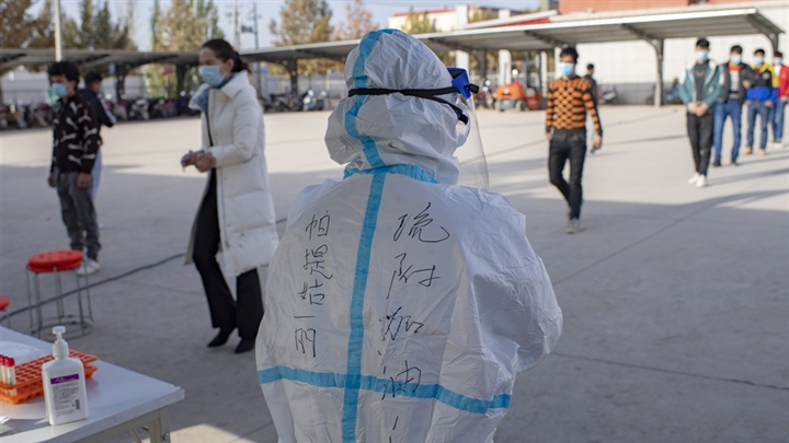 How China's Xinjiang is tackling new COVID-19 outbreak