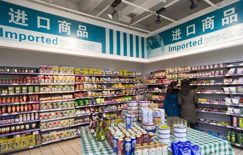 China to tighten safety controls on imported food